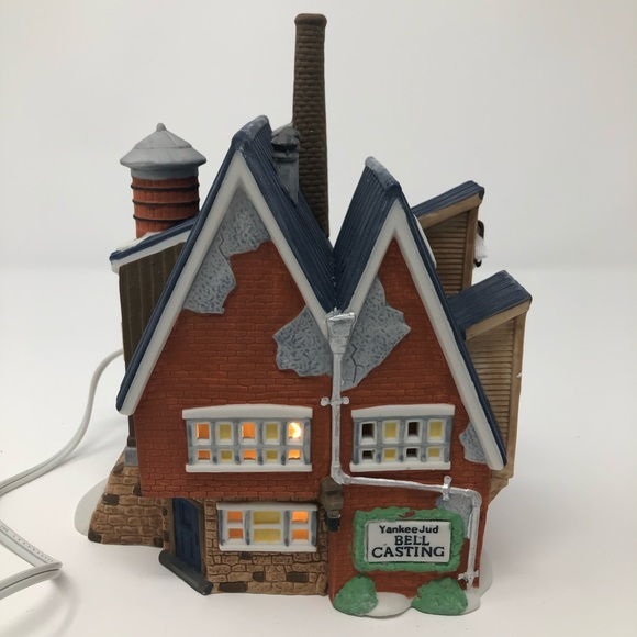 Department 56 Other - Department 56 Yankee Jud Bell Casting
